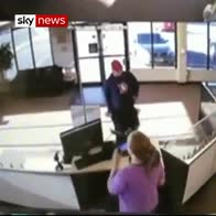 Armed robbery goes comically wrong