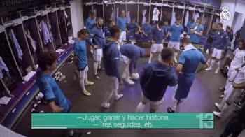 Champions Real, le immagini inedite della vittoria della 13
