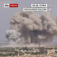 Airstrikes in Southern Idlib