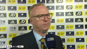 McLeish: We must learn quickly
