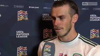 Bale focusing on the positives