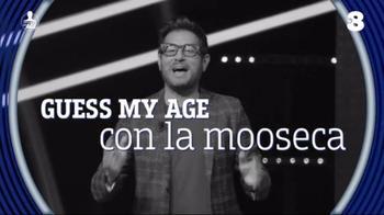 Guess My Age con la mooseca e Alessandro Borghese