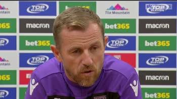 Rowett: No panic at Stoke