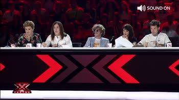 X Factor 2018: standing ovation per Alessandro Casini (Alo)
