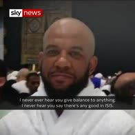 Westminster attacker defended IS to wife