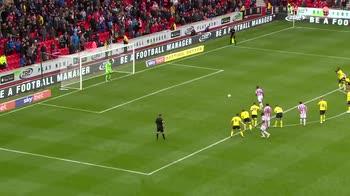 Berahino's penalty heartbreak