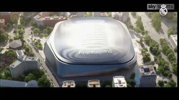 WATCH: Madrid's new-look Bernabeu