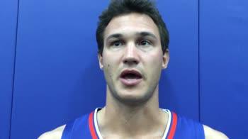NBA, le parole di Danilo Gallinari al media day Clippers