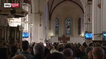 ERROR! Papa in Lettonia, Falso pensare ci sia più sicurezza se nazione vive sola