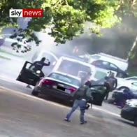Dutch police swoop on terror suspects