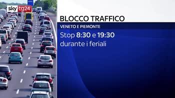 ERROR! BLOCCO DEL TRAFFICO PER EURO 3 E 4 NEL NORD ITALIA
