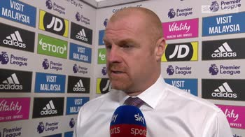 Dyche delighted with reaction