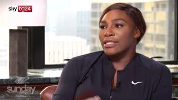 ERROR! Serena Williams si spoglia e canta per la prevenzione del cancro