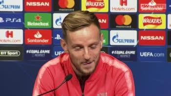 Rakitic: Barca wary of Kane threat