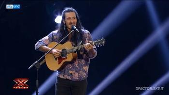 Gaston, la voce di X Factor
