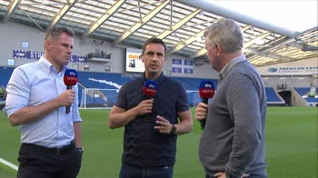 Nev and Carra's Liverpool v City preview