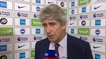 Pellegrini: We were unlucky to lose