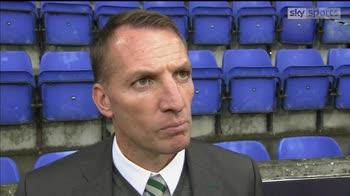 'Happy' Rodgers cools Villa talk