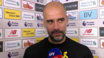 Liverpool 0-0 Man City - Pep