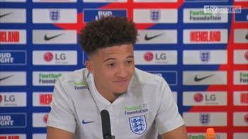 Sancho: England call a surprise