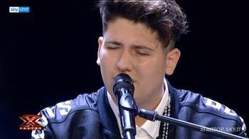 Emanuele Bertelli, la voce mostruosa di X Factor