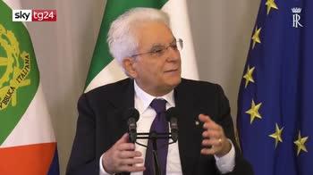 Mattarella, Costituzione tutela autorità indipendenti