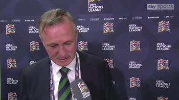 O'Neill: We weren't strong enough