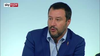 ERROR! Salvini, manovra non fa miracoli ma offre lavoro a giovani