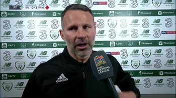Giggs 'proud' after win
