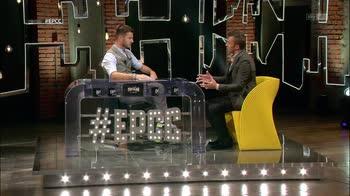 Epcc a Teatro: Del Piero parla di Cristiano Ronaldo