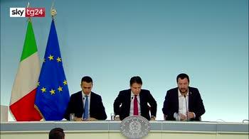 Salvini, polizia a Claviere per sorvegliare confini