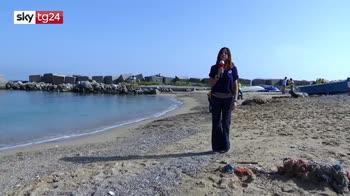 Oggi raccolgo io, per ripulire le spiagge di Palermo