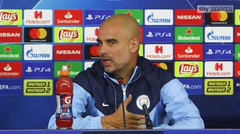 Pep: City not ready to win CL