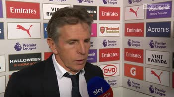 Puel disappointed by officiating