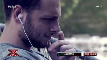 X Factor Daily 3: Anastasio