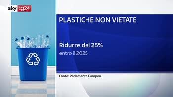 Plastica monouso, cosa prevede il divieto Ue