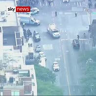 NY bomb alert: Device moved from scene