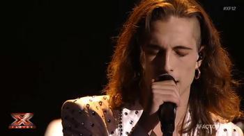 I Maneskin cantano Torna a Casa sul palco di X Factor