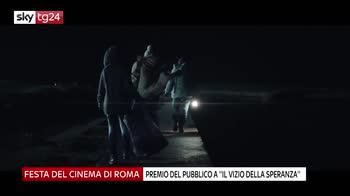 Festa del cinema Roma, premio a Il vizio della speranza