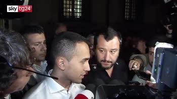 ERROR! Vertice Salvini-Di Maio su manovra, nessuna difficoltà per banche