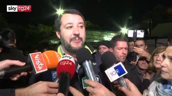 ERROR! Tap, Salvini: bruciare bandiere non è soluzione