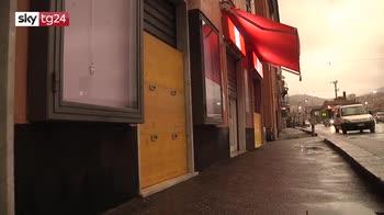 ERROR! Una vittima per maltempo in Liguria, prorogata l'allerta