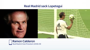 Calderon blames Perez for Real woes
