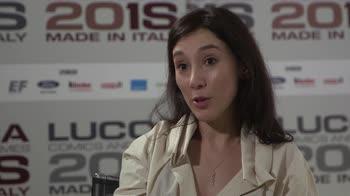 Sibeli Kekilli, la Shae di Game of Thrones a Lucca Comics