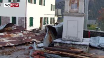 maltempo, ingente danno ambientale in Veneto