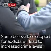 'I was addicted, I thought I was untouchable'