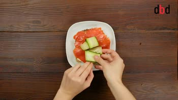 Toast con salmone e panna acida: la ricetta