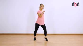 I passi base della danza: kick ball change