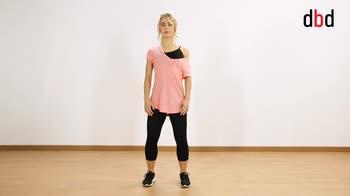 I passi base della danza: riscaldamento del collo