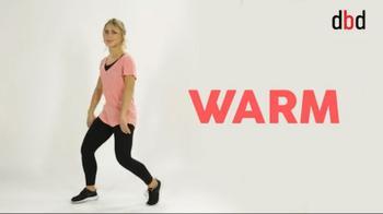 I passi base della danza: warm